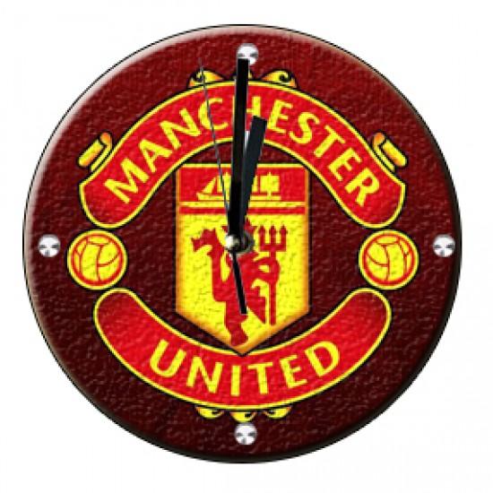 """Часы """"Manchester United"""""""