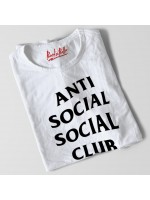 "Футболка ""Anti Social Club"""