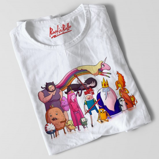 """Футболка """"Adventure Time"""""""