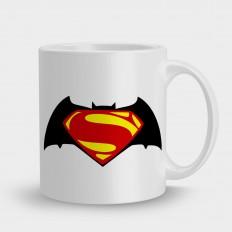 Batmanvssupermanlogo