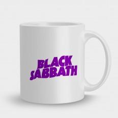 Blacksabbathгруппа+лого на беж. Фоне