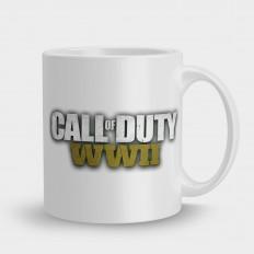 Call of Duty WWII Крупный план