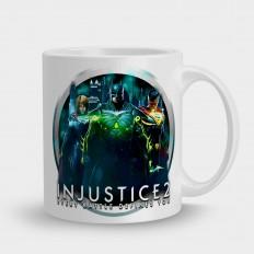 Injustice 2 Flash vs Batman
