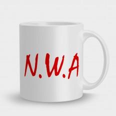 N.W.A фото ч/б