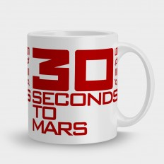 30seconds to Mars (крас.буквы)