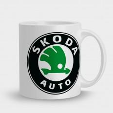 SKODA Лого