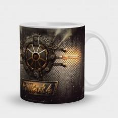 Fallout 4  В клеточку