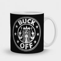 Кружка Buck off
