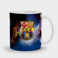 Кружка FC Barcelona