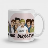Кружка One Direction-2