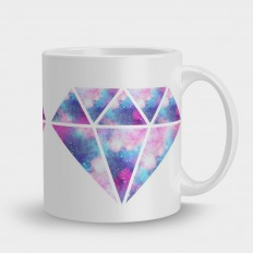 кружка бриллиант