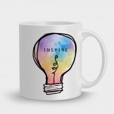 кружка лампа inspire