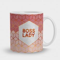 Кружка леди босс