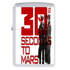 "Зажигалка ""30 seconds to Mars"""