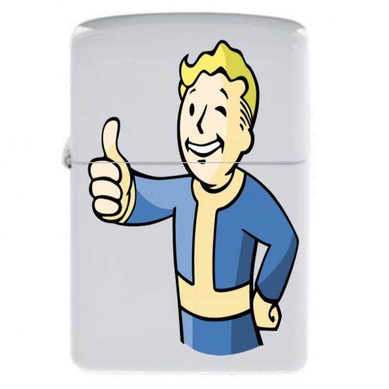 """Зажигалка """"Fallout мальчик"""""""