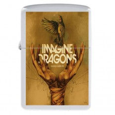 "Зажигалка ""Imagine dragons"""